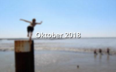 Nieuws oktober 2018